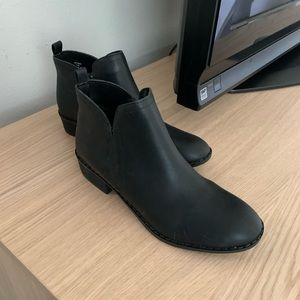 American Rag Cadee Black Ankle Booties
